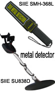 Gold detector, hand-held metal detector, airport metal detector, inspection shoe metal detector