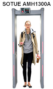 Provide OEM production of walk-through metal detector & hand-held metal detector